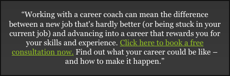 Career Coaching Free Consultation