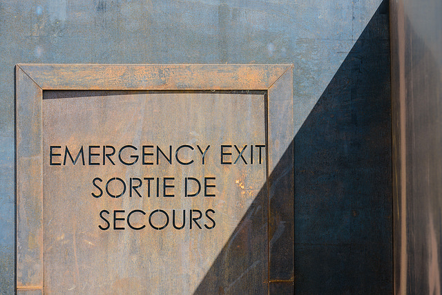 voluntary redundancy your exit?