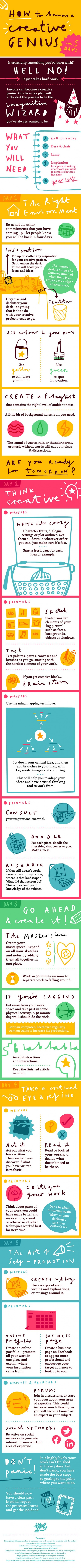 How-to-Become-a-Creative-Genius-Infographic
