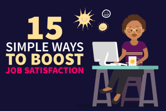 Boost Job Satisfaction