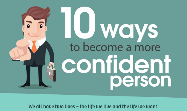 Become more confident